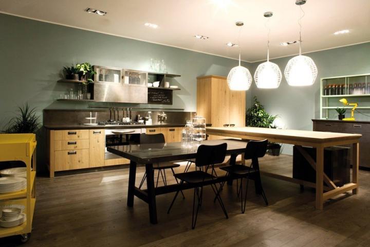 Decora o de cozinhas ideias para decorar a cozinha - Cuisine retro moderne ...