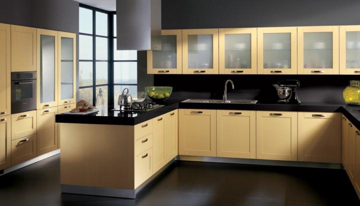 Cozinha colorida Rainbow
