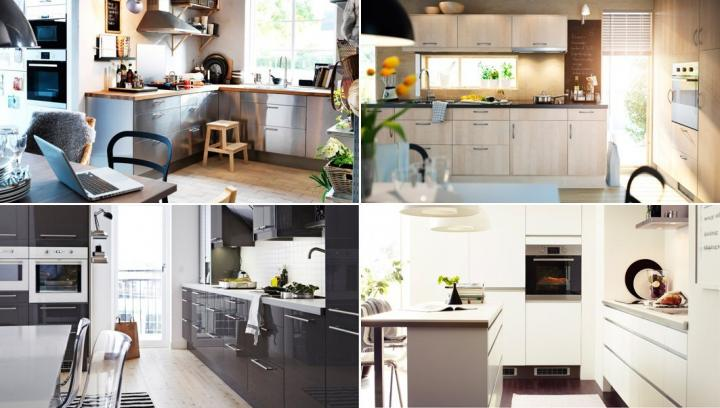 Cozinhas integrais Ikea - I