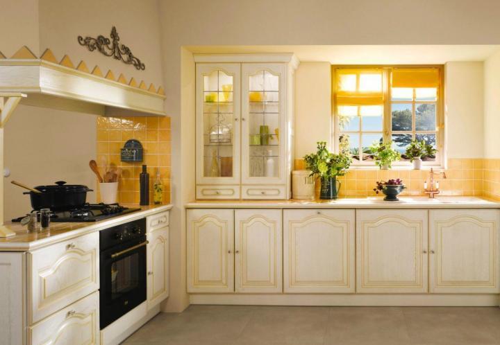 Cozinhas rústicas da Conforama
