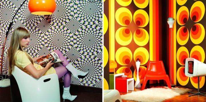 Poltronas decora o de interiores for Dormitorio anos 60