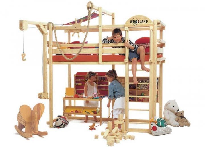 Design de camas para crianças