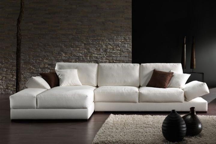 decoracao sofa branco:Sofás para a decoração da tua casa. Cadeirões, poltronas e sofás