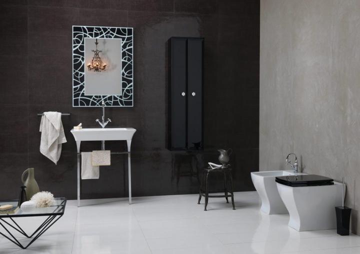 Decora o de casas de banho ideias para decorar a casa de for Casas modernas vintage