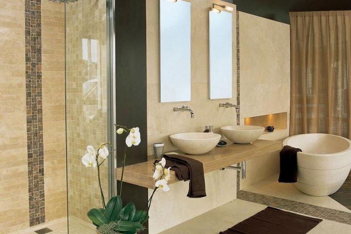 Ideias para decorar a casa de banho com estilo - I