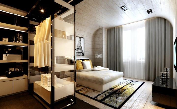 Ideias para criar um guarda-roupa na tua casa - I
