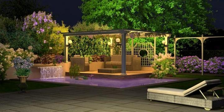 Decora o de jardins ideias para decorar o teu jardim ou for Jardines zen exterior