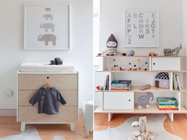 imagens quartos bebes Ideias para um quarto de bebé elegante e doce