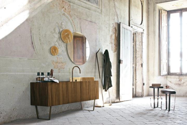 Lavatórios de design moderno da empresa Altamarea - I