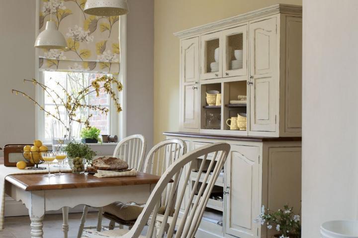 mobiliario cozinha inglesa Móveis para uma cozinha de estilo inglês