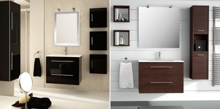 Decora o de casas de banho ideias para decorar a casa de for Muebles bano ikea fotos