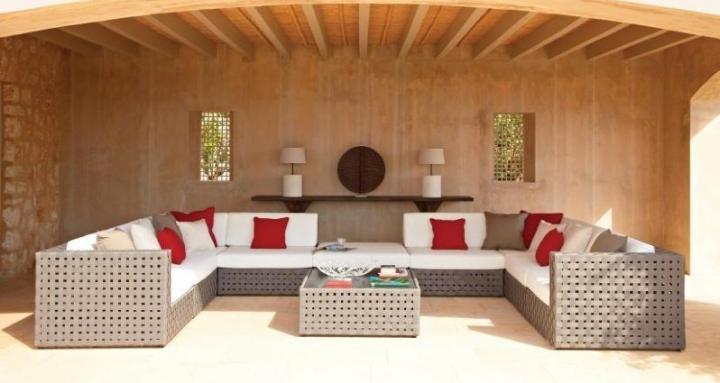 Decora o de jardins ideias para decorar o teu jardim ou for Muebles de exterior para terrazas