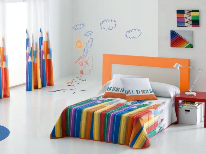 Decora o de quartos infantis ideias para decorar todo o - Decoracion de interiores infantil ...