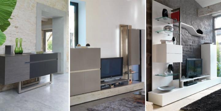 Decora o de salas ideias para decorar salas tend ncias - Salones originales ...