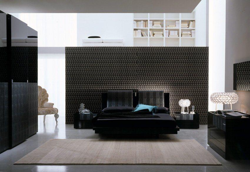 A cor preta na decora o de interiores decora o da casa for Furnish decorador de interiores