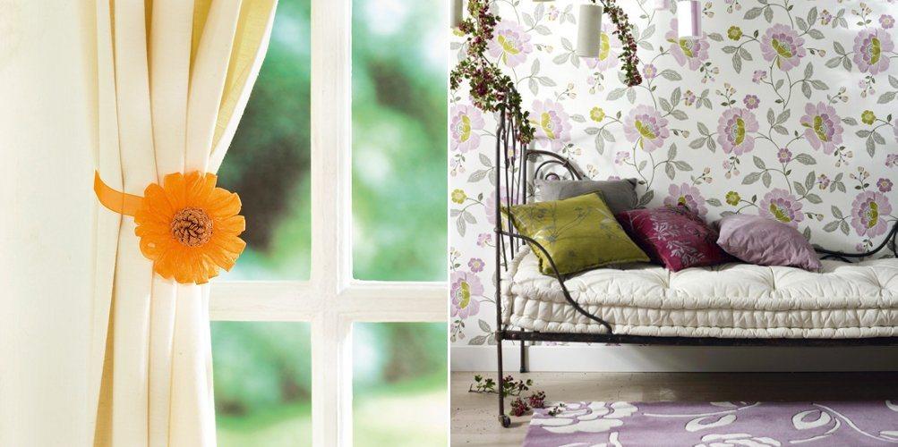 Adiciona Padr Es Florais Decora O Da Tua Casa