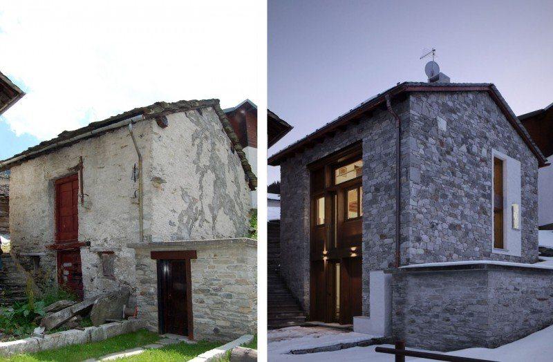 Antiga quinta transformada numa casa moderna decora o da for Casa quinta moderna