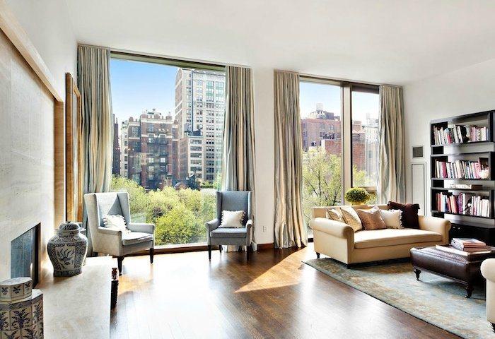 Apartamento De Jennifer Aniston Em Manhattan Decora 231 227 O Da