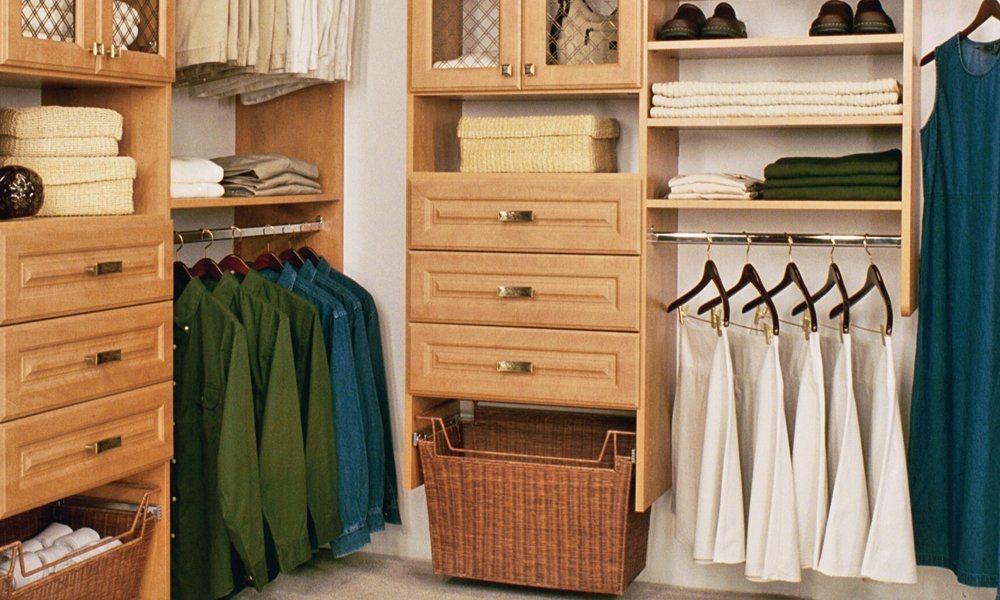 Conselhos para organizar e otimizar o espa o nos arm rios - Como ordenar tu armario ...