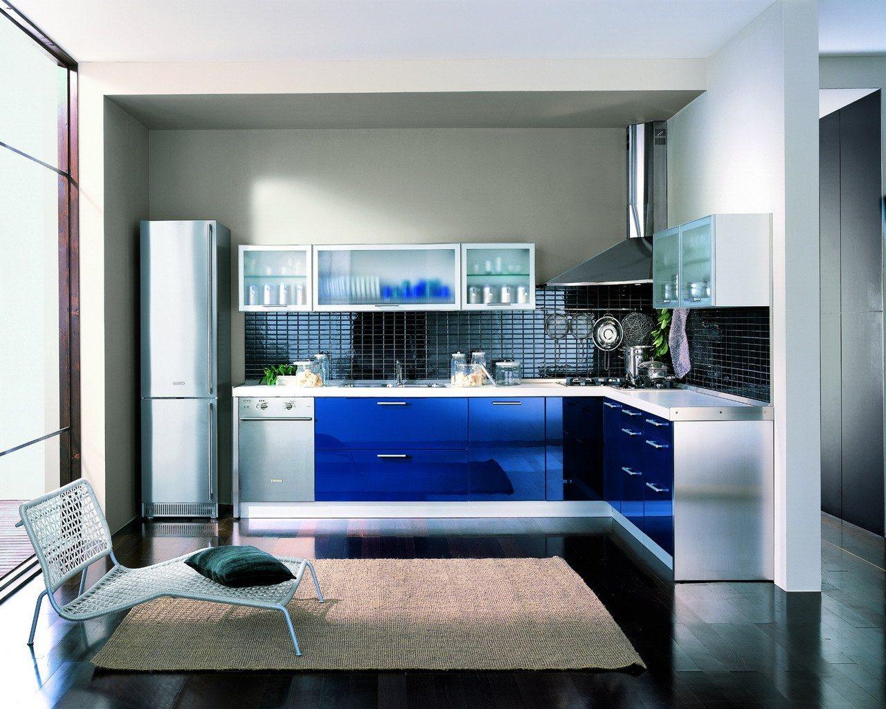 galeria de imagens de decorações em azul