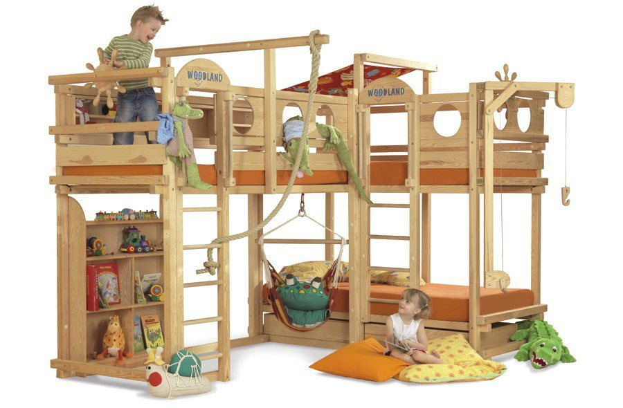 Cool Kids Bunk Beds 900 x 590