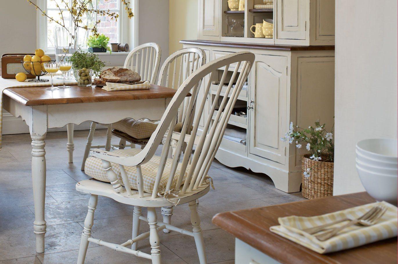 M veis para uma cozinha de estilo ingl s decora o da casa - Sillas estilo ingles ...