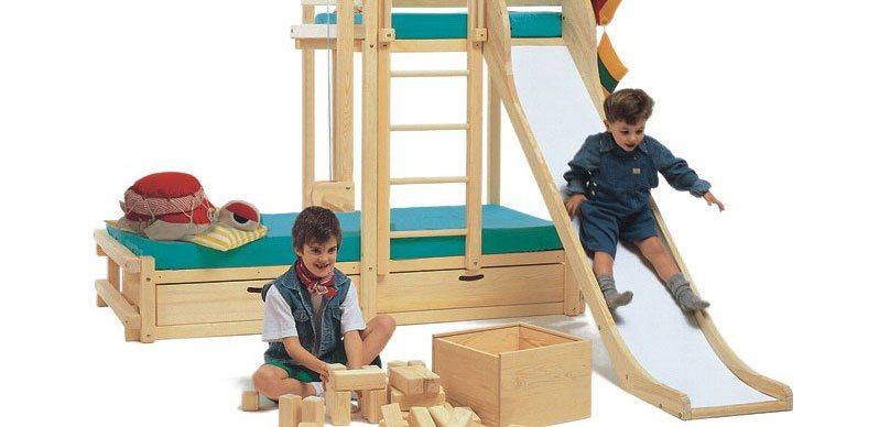 Camas divertidas para quartos infantis decora o da casa - Camas divertidas para ninos ...
