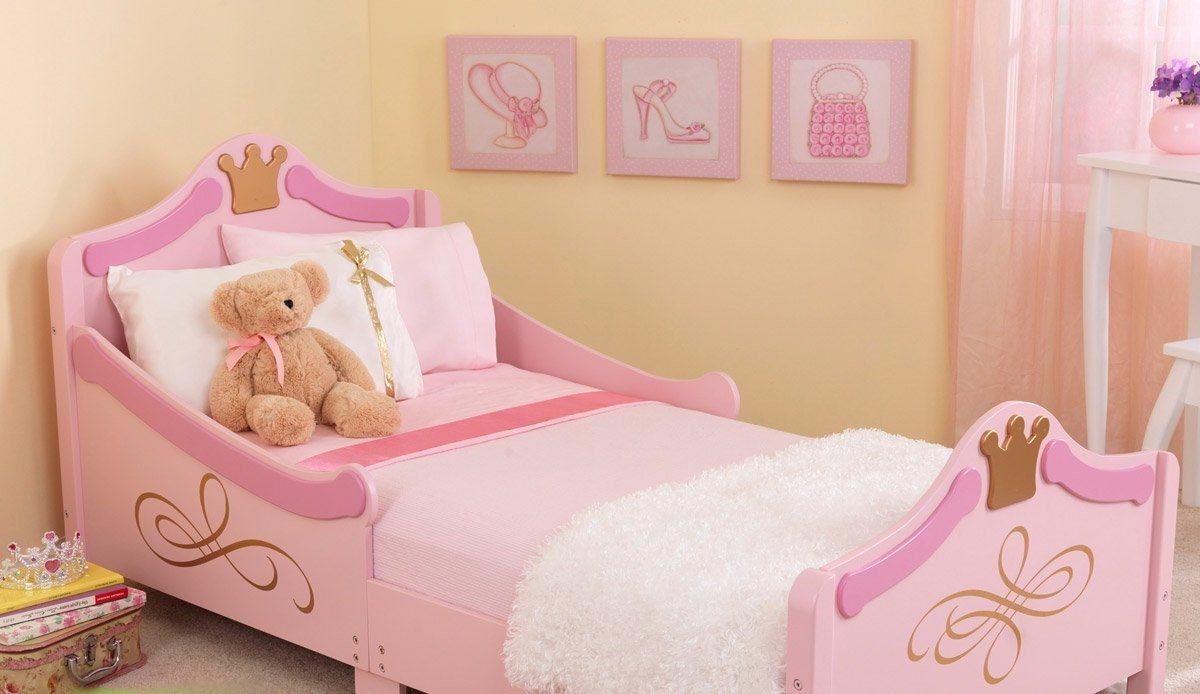 Ideias de camas para quartos infantis decora o da casa - Cama princesa nina ...