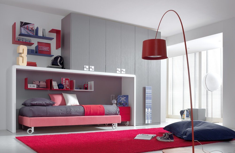 Cat logo 2012 de quartos juvenis tumidei decora o da casa for Stanzette moderne
