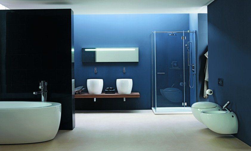 Casas de banho da empresa laufen decora o da casa - Il bagno alessi ...