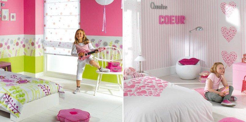 Papel de parede infantil casadeco decora o da casa for Papel decorativo pared infantil