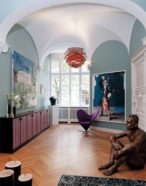 decoracao de interiores estilo contemporâneode estilo clássico e