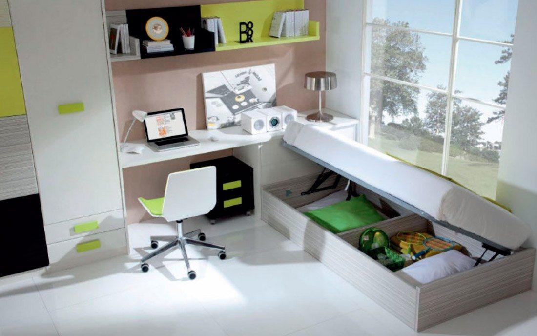 Como decorar um quarto juvenil decora o da casa for Habitaciones de adultos decoracion