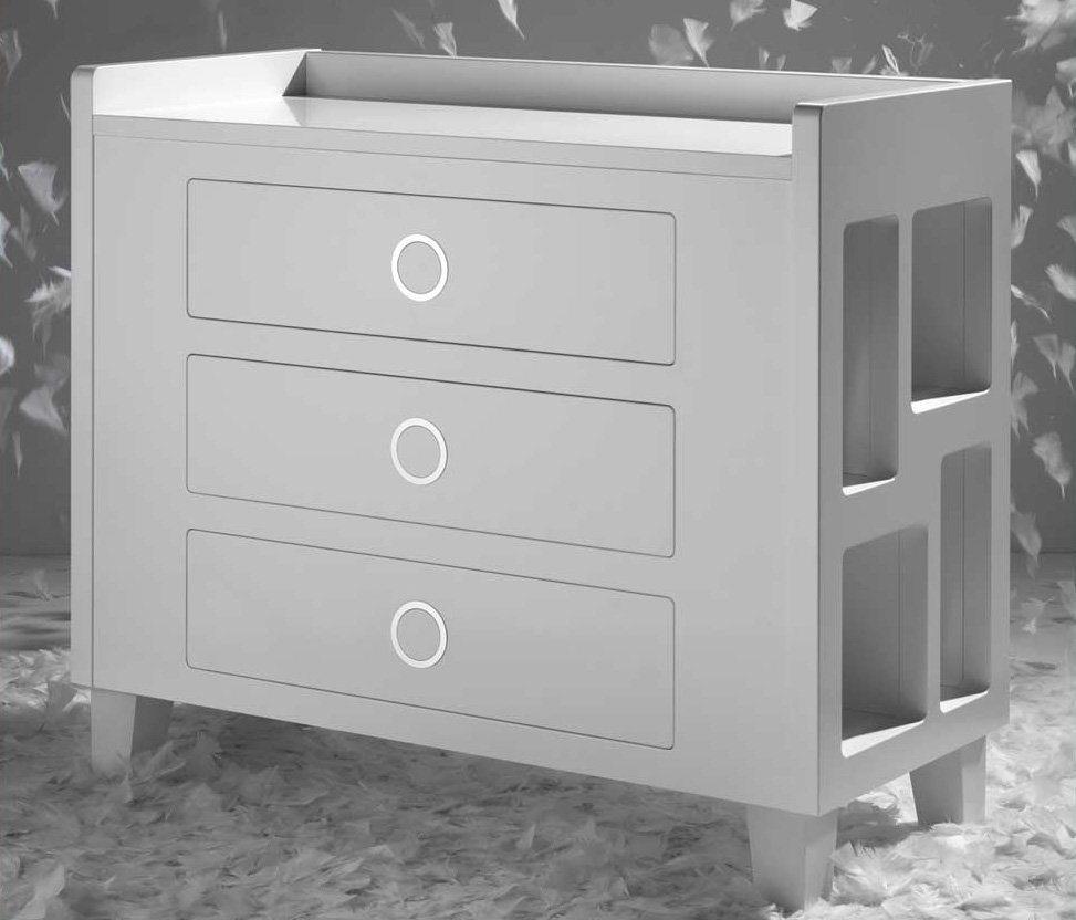 C modas baby suommo para quartos de beb s decora o da casa - Comodas para ninas ...