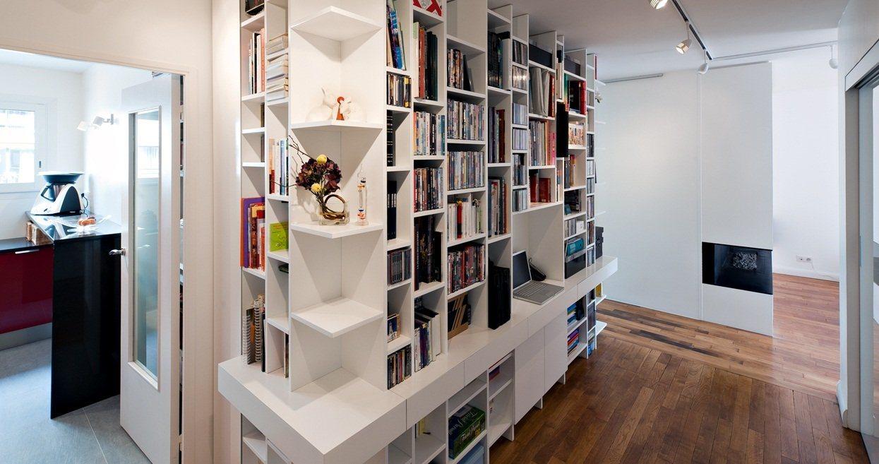 Conselhos para aproveitar o espa o em casas pequenas - Como organizar los muebles en una casa pequena ...