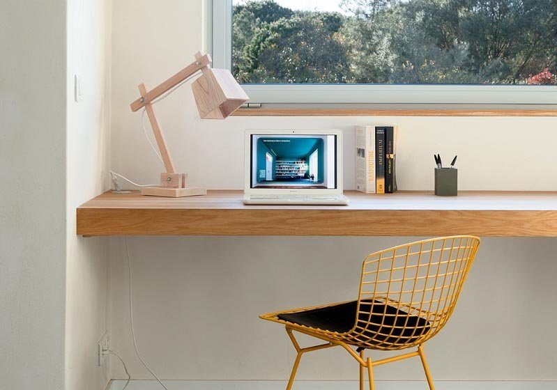 Ideias para decorar um escrit rio pequeno decora o da casa for Ideas para decorar escritorio