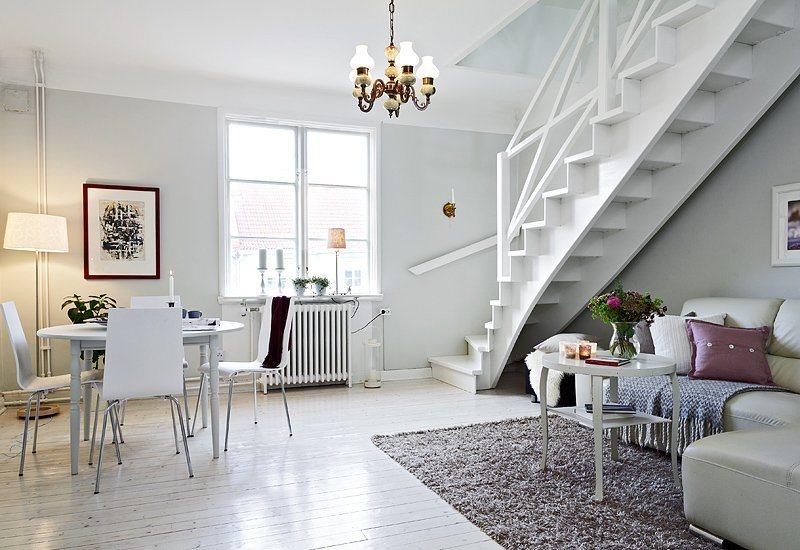 Conselhos para decorar um duplex decora o da casa - Como hacer blanco roto ...