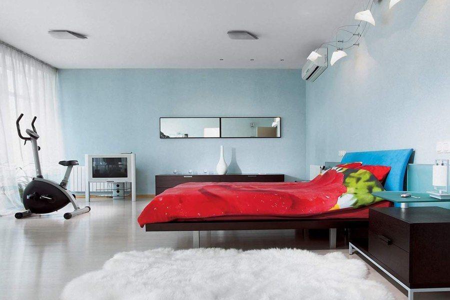 A cor vermelha na decora o decora o da casa - Colores de moda para salones ...