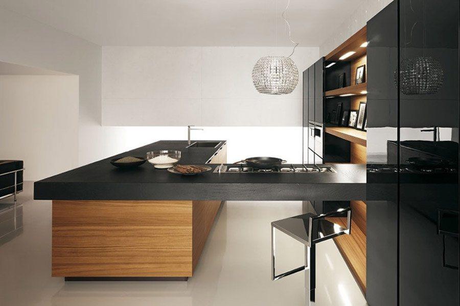 decorar cozinha moderna:cozinha moderna para uma cozinha de ambiente moderno deveremos optar