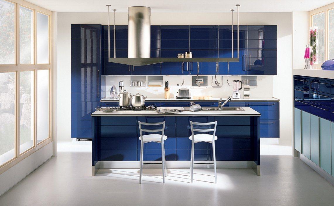 Cozinhas modernas cheias de cor scavolini decora o da casa for Interior cocinas modernas