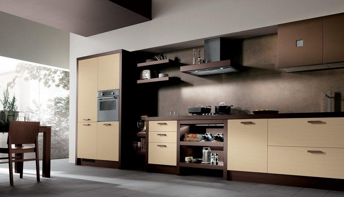 Cozinhas modernas coloridas scavolini cozinhas modernas for Armado de cocinas