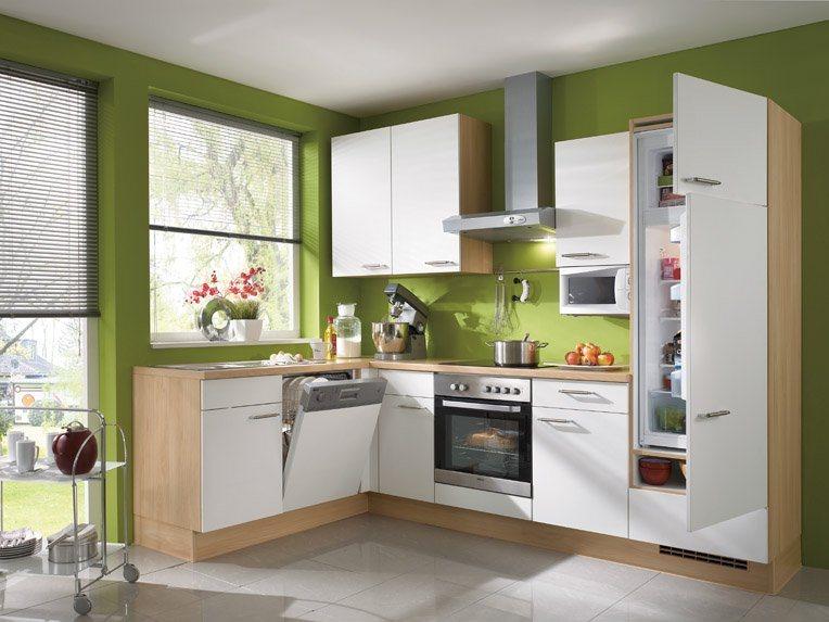 Cozinhas da colec o speed da nobilia decora o da casa for Cocinas pequenas de departamentos