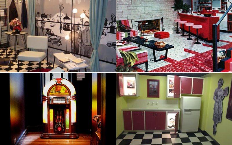 Estilo Vintage Decoracion Caracteristicas ~ Ideias para conseguir uma decora??o retro Decora??o da casa