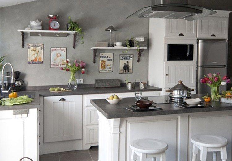 Decora o de cozinhas tradicionais decora o da casa - Decoracion pared cocina ...
