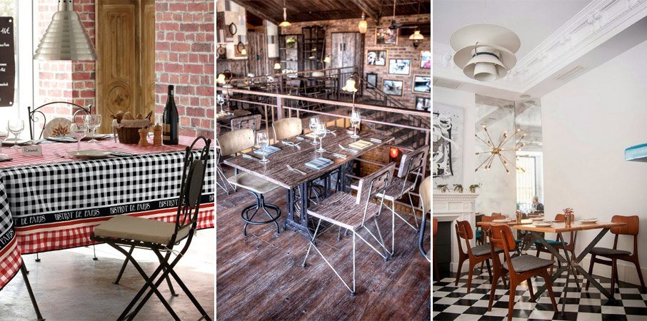 Decora o de sala de jantar de estilo francesa decora o for Platre decoracion frances