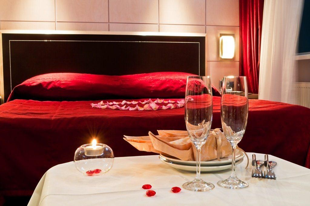 Decora o quarto para a noite de Namorados Decorar blog br ~ Quarto Romantico Para Namorado
