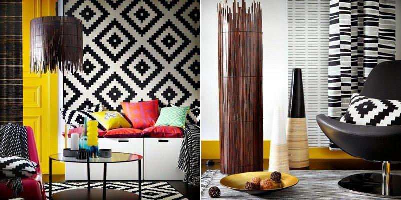 Estilo tnico da m o do ikea decora o da casa for Ikea decoracion de interiores