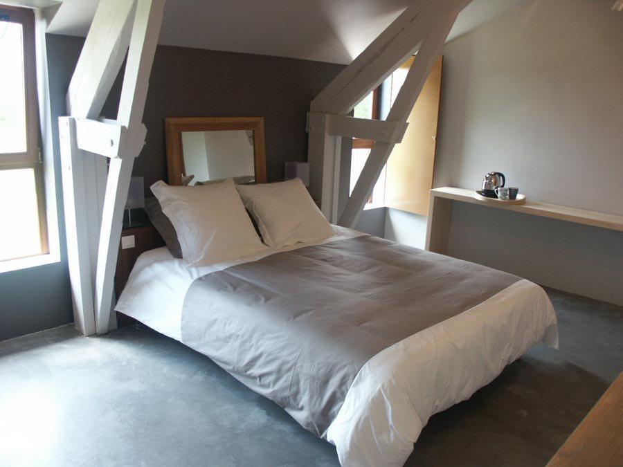 Influ ncia da cor nos quartos ii decora o da casa - Habitaciones color gris ...