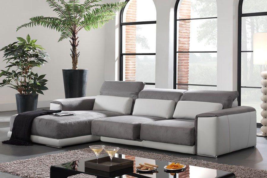 Encontrar o lugar apropriado para o sof decora o da casa - Sillones modernos para salon ...
