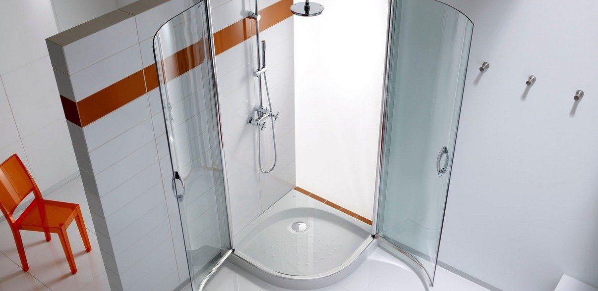 Duches para casas de banho, uma escolha acertada Decoraç u00e3o da casa